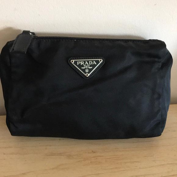 a70cfb03e6bd Bags | Authentic Prada Cosmetic Bag | Poshmark
